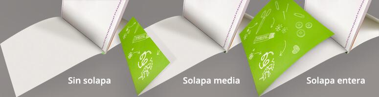 Libros con solapa proprintweb