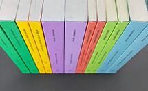 Lomo Libros cosidos o Libros encolados proprintweb