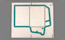 Troquel Carpetas proprintweb - Cuchillas de corte