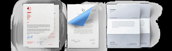 papel de carta OPTZ proprintweb