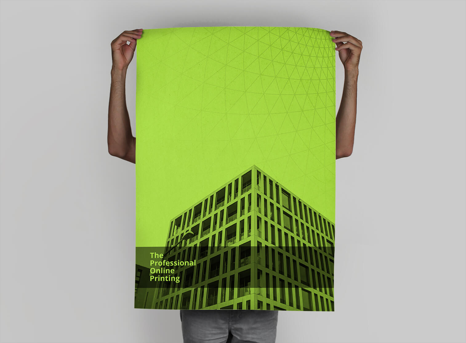 cartel fluorescente proprintweb