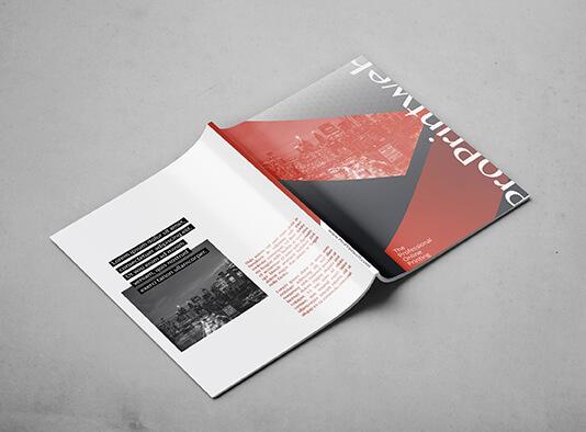 catalogo encolado abierto portadas proprintweb
