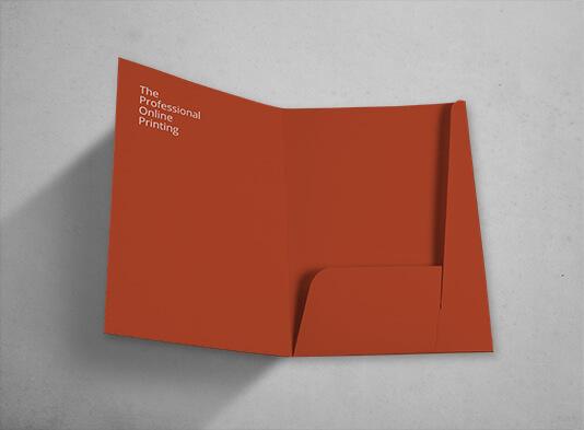 Impresión de Carpeta troquelada automontable A5 - ProPrintweb