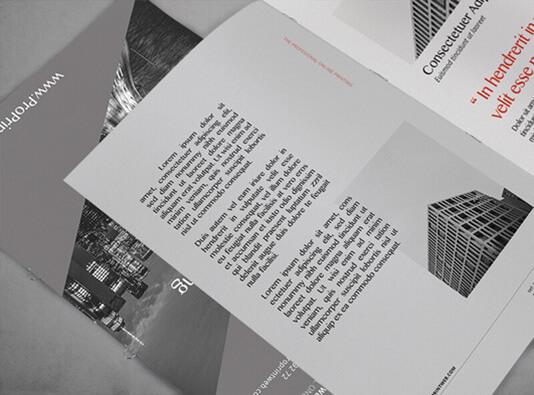 Impresión de catalogo con grapa omega abierto - ProPrintweb