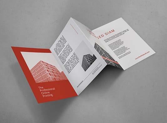 Impresión de cuadriptico-plegado-en-acordeón abierto - ProPrintweb