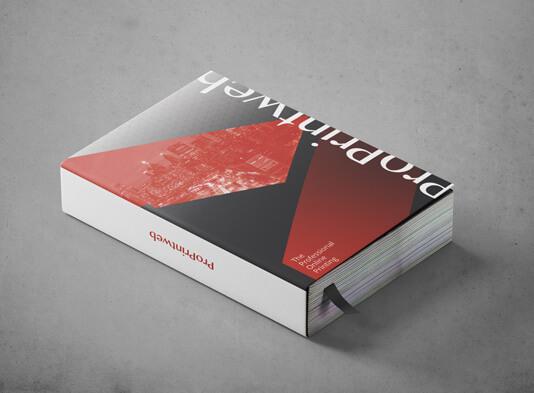 Imprimir libro flexibook cerrado - ProPrintweb