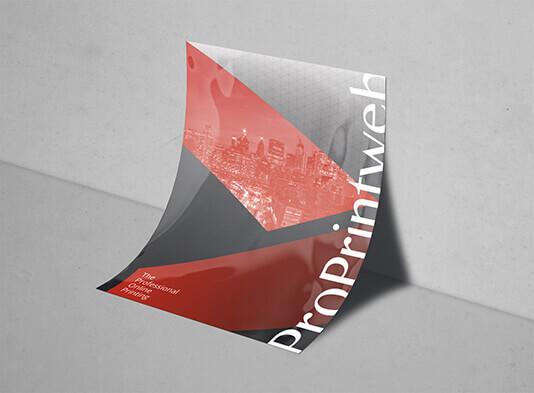 flyer plastificado proprintweb