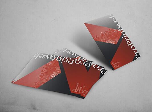 Imprimir Flyer-express-ProPrintweb -48horas