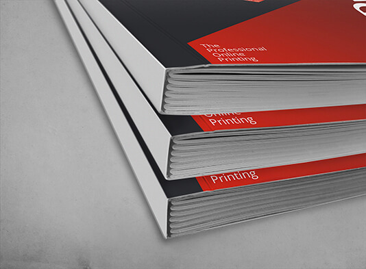 Imprimir catálogo cosido pliegos lomo - ProPrintweb