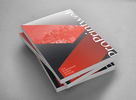 Impresión de Libros cosidos tapa blanda - ProPrintweb