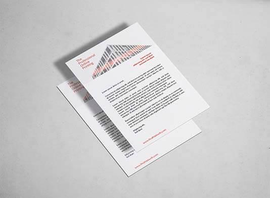 Impresión de Papel-de-carta - ProPrintweb