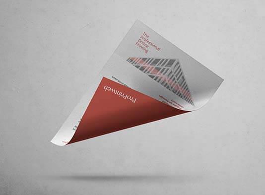 Papel de carta premium reimprimible proprintweb