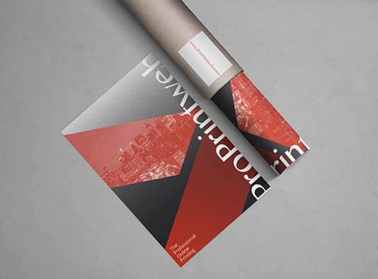 Impresión de Poster-estándar a partir 1 ud -ProPrintweb
