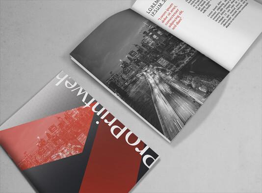 Imprimir revista grapada - ProPrintweb