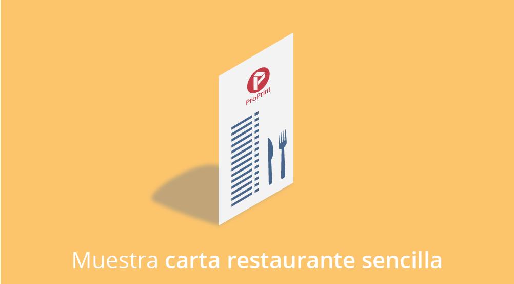 cartas restaurante A sencilla 01