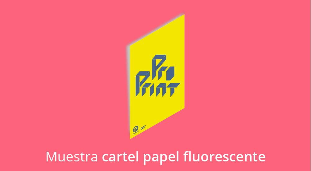 carteles papel fluorescente 03