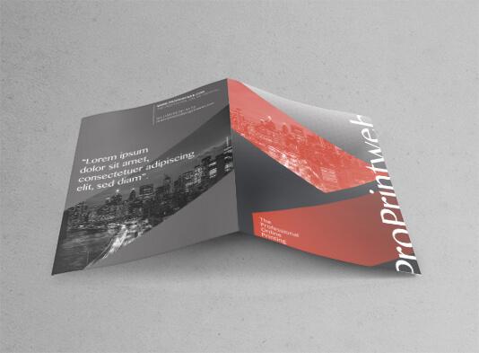 Imprimir carpetas personalizadas dipticas - ProPrintweb