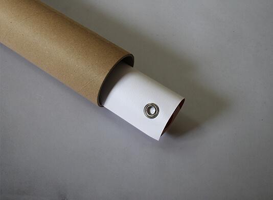 Imprimir lonas impresas con agujeros con remaches - ProPrintweb