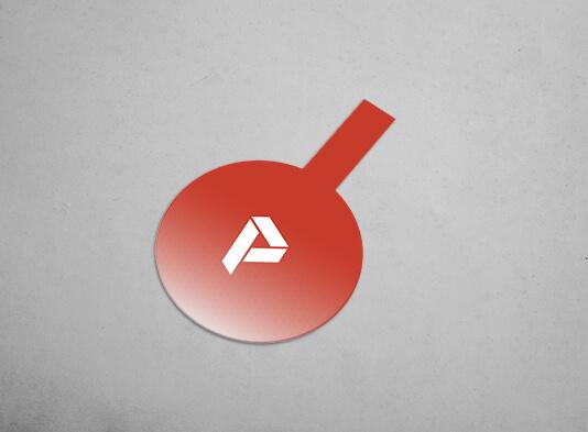 Imprimir stopper publicitario_troquel#370 personalizado - ProPrintweb