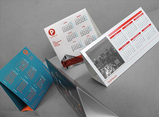 Imprenta de Calendarios_de_mesa_simples_encolados - ProPrintweb
