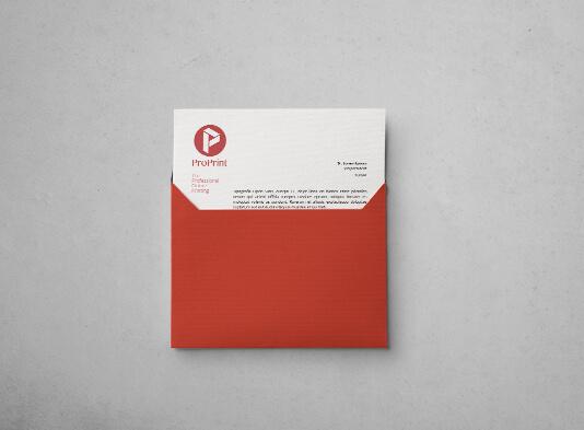 Impresión sobres personalizados - ProPrintweb