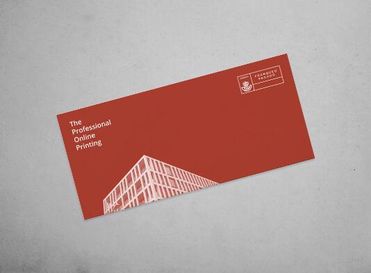 Imprimir sobre americano con ventana personalizado - ProPrintweb