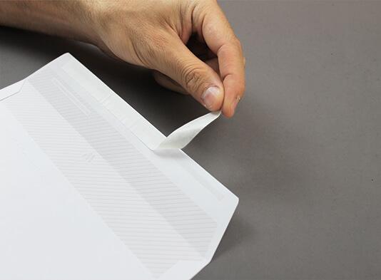Sobres personalizados con solapa recta y tira autodex - ProPrintweb