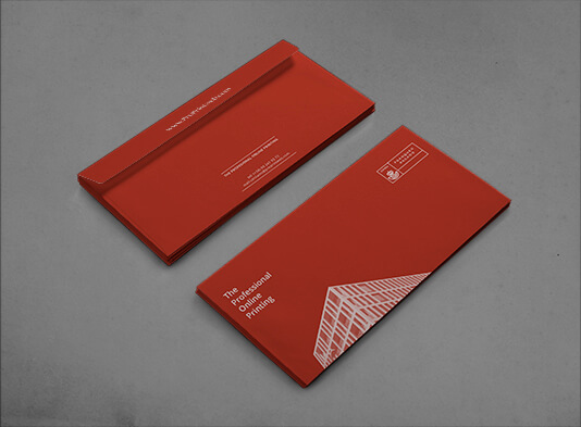 Imprimir sobres americano 100% personalizable en impresión en plano - ProPrintweb