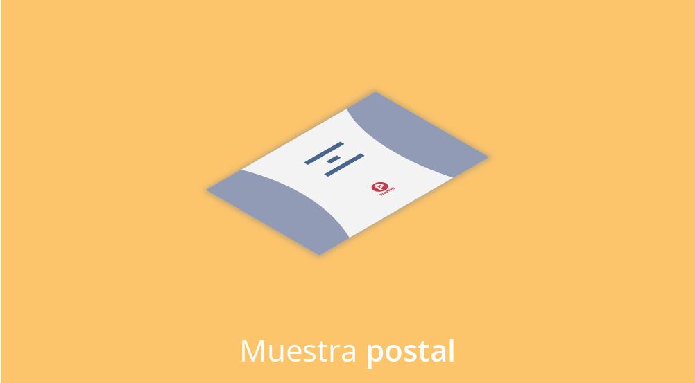 cupon descuento en postales