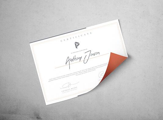 Diplomas personalizados express en ProPrintweb