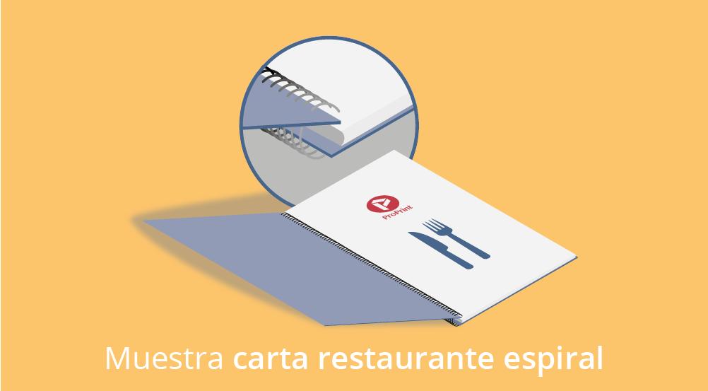 cartas restaurante A espiral 01