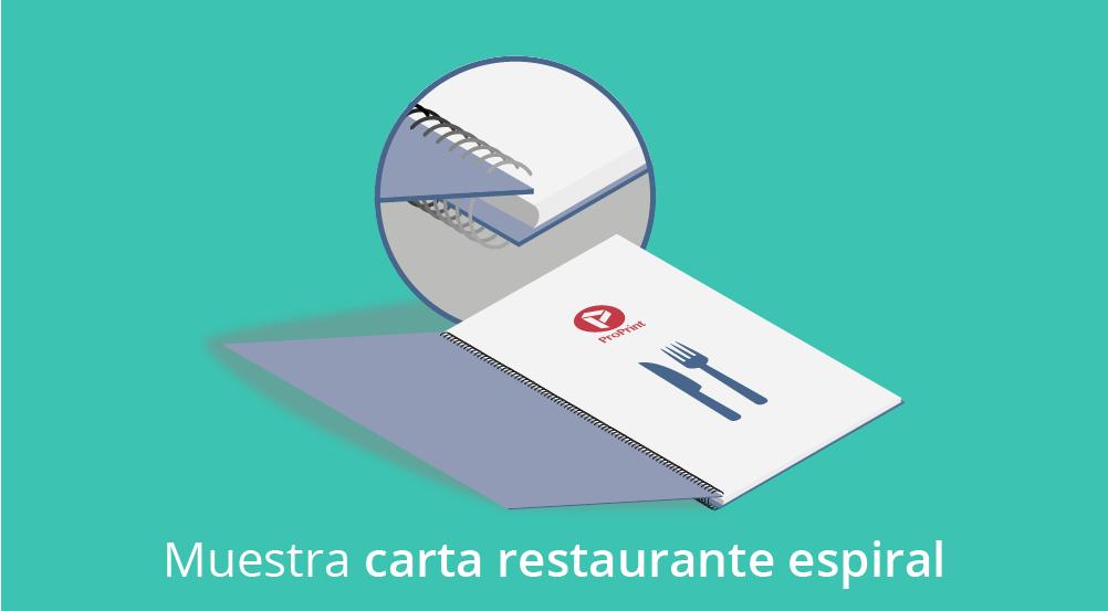 cartas restaurante A espiral 02
