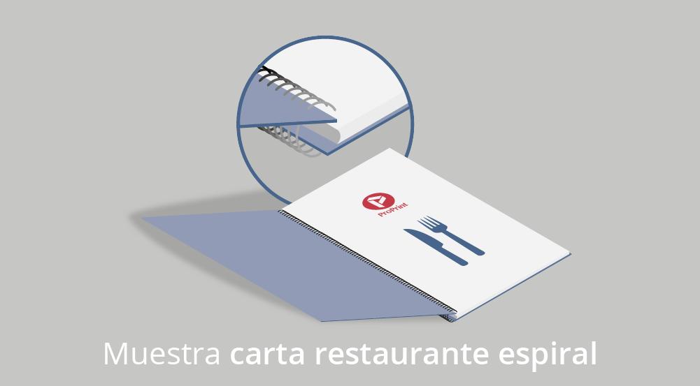 cartas restaurante A espiral 04