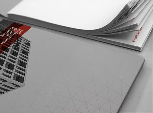 Impresión de Bloc de notas personalizado con tapa - ProPrintweb