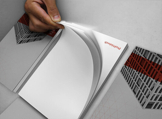 Imprimir bloc de notas tapa dura - ProPrintweb