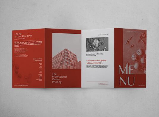 Imprimir carta restauración cuadripticas - Imprenta ProPrintweb