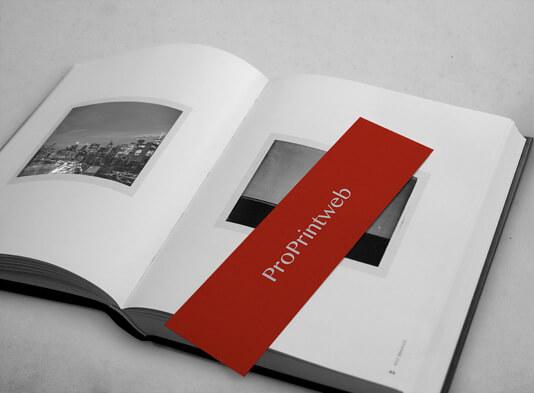 Imprenta de puntos de Libro personalizados - ProPrintweb