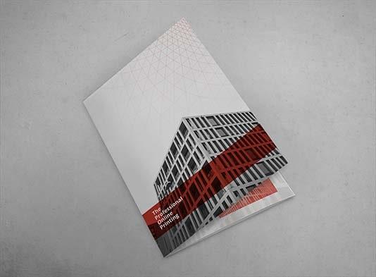 Triptico-plegado-envolvente-folleto plegado cerrado - ProPrintweb
