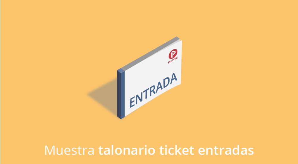 talonarios ticket entradas 01