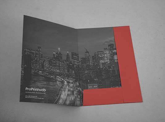 Imprimir carpeta personalizada - ProPrintweb