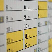 calendarios personalizados para que tus clientes pequeño