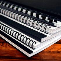 como elegir el tipo de encuadernación para tu libro pequeño