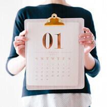 01 ideas creativas para tus calendarios 1
