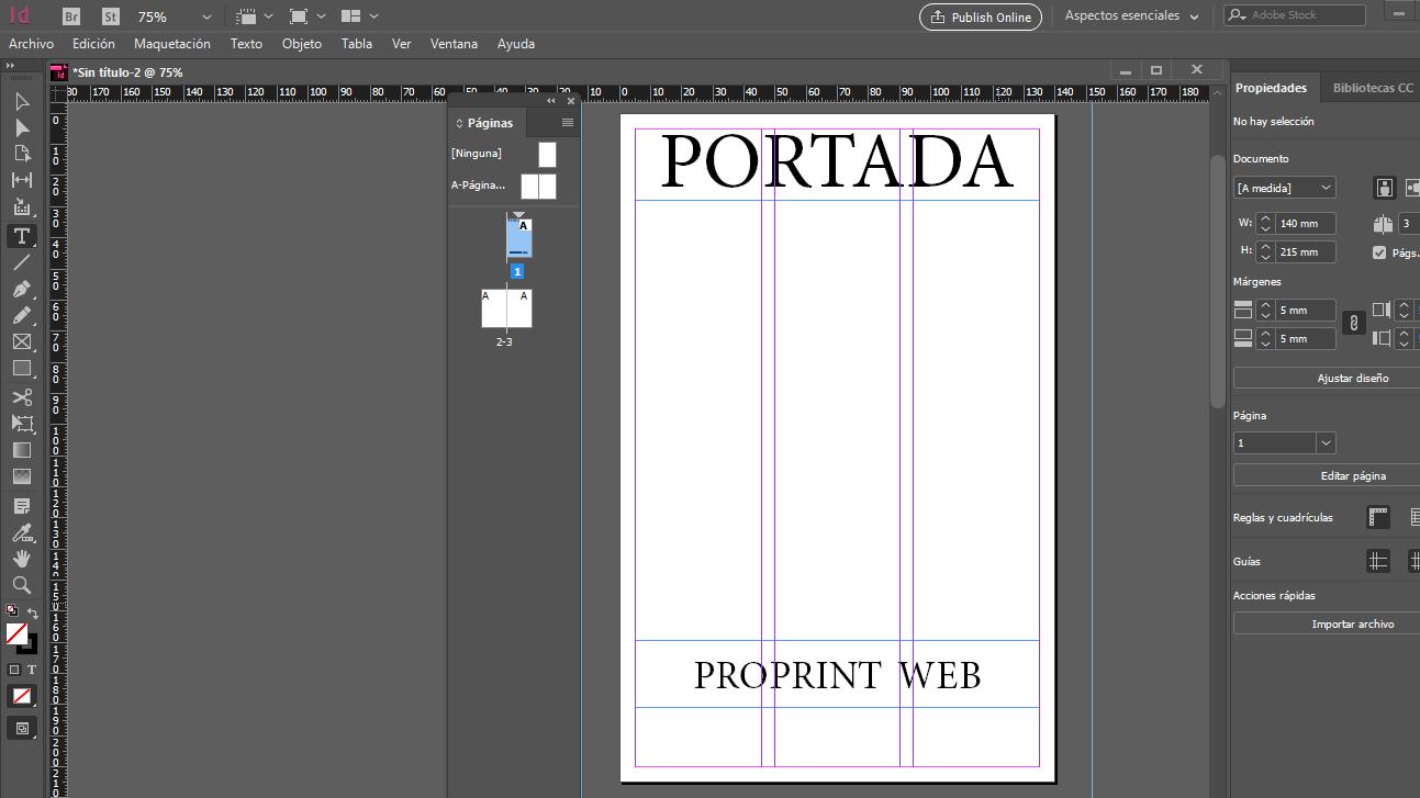 como hacer una portada de un libro proprintweb 2