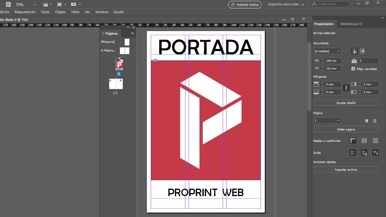 como hacer una portada de un libro proprintweb 3