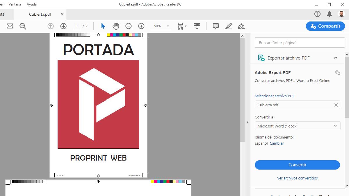 como hacer una portada de un libro proprintweb 5