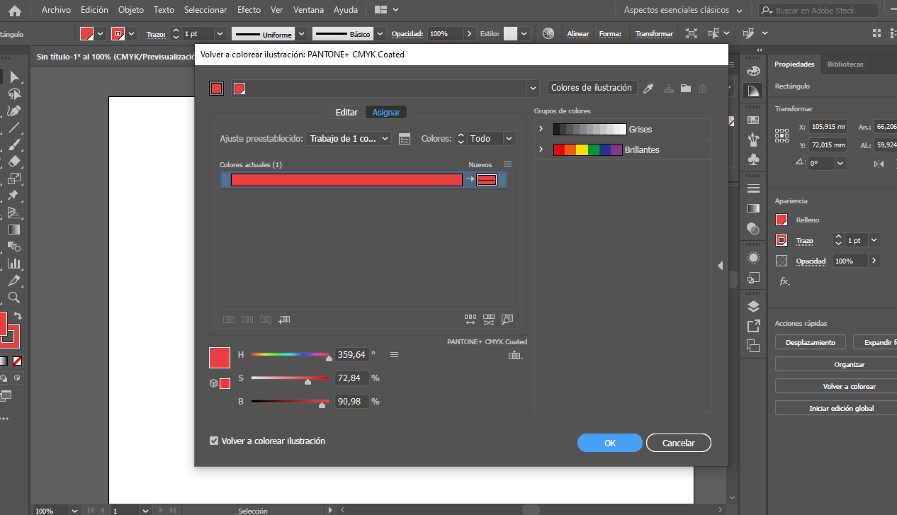 convertir cmyk a pantone illustrator 4 proprintweb
