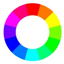 circulo cromatico 12 colores feat
