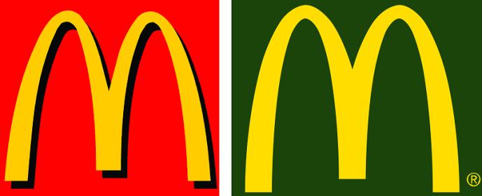 mcdonalds rebranding proprintweb