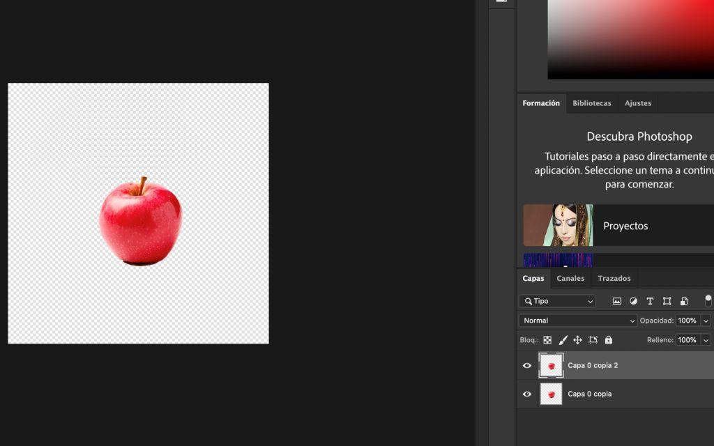 efecto espejo photoshop 5 proprintweb